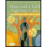 Package of Maternal-Child Nursing Care Pocket Companion for Maternal-Child Nursing (9780803621367) by Ward Peter; Susan L Ward PhD RN; Dr Shelton Hisley; Ward/Hisley; F a Davis