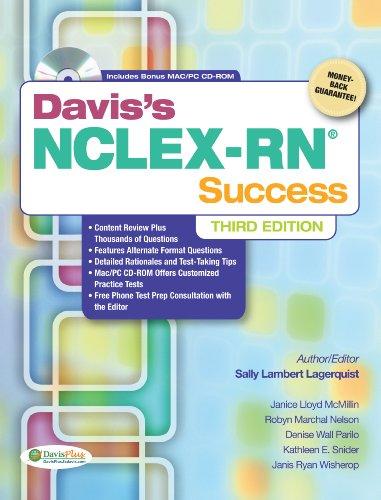 9780803621640: Davis's NCLEX-RN® Success