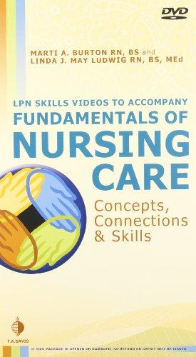 9780803622890: Skills Videos to Accompany Fundamentals of Nursing Care