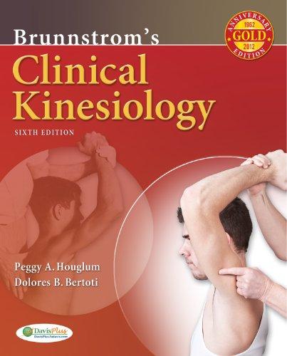 9780803623521: Brunnstrom's Clinical Kinesiology