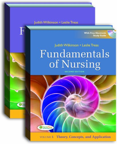 9780803623545: Fundamentals Of Nursing (2 Volume Set)