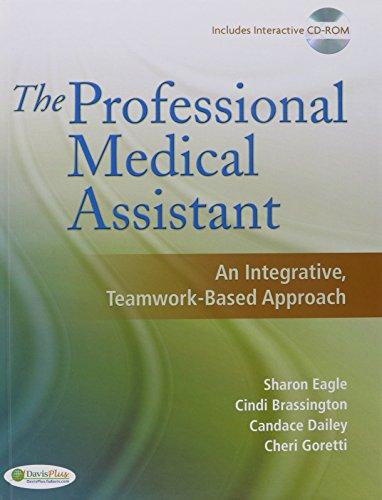 Pkg: Professional Medical Assistant & ACTIVSim (9780803623750) by F.A. Davis