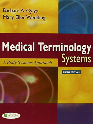 Pkg: Medical Terminology Systems Text Only & LearnSmart Medical Terminology (9780803623804) by Barbara Gylys; Mary Wedding; F a Davis