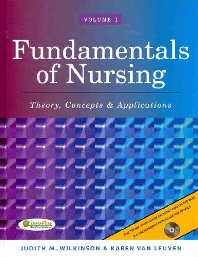 Pkg: Skills Video, Fund of Nsg Vol 1 & 2, Proc Checklist, Tabers 21st, Deglin DG 12th (9780803624351) by Wilkinson; F.A. Davis