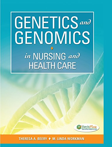 9780803624887: Genetics and Genomics in Nursing and Health Care