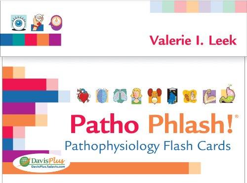9780803624931: Patho Phlash!: Pathophysiology Flash Cards