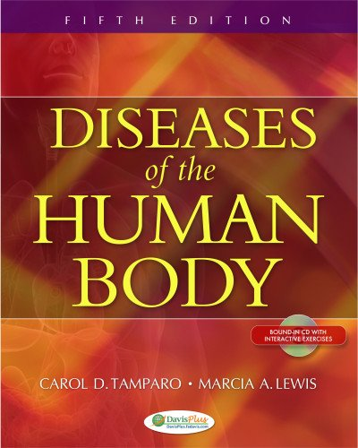 9780803625051: Diseases of the Human Body