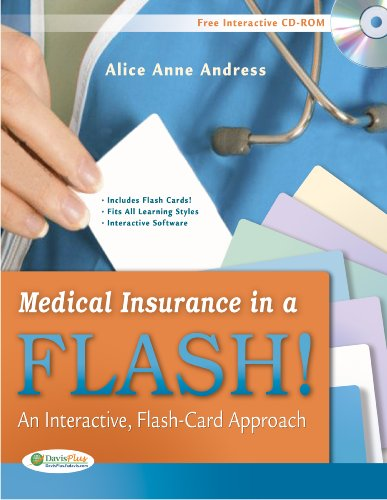 MEDICAL INSURANCE IN A FLASH! AN INTERACTIVE,: Alice Anne Andress