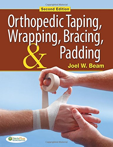 9780803625587: Orthopedic Taping, Wrapping, Bracing, and Padding ( Second Edition )