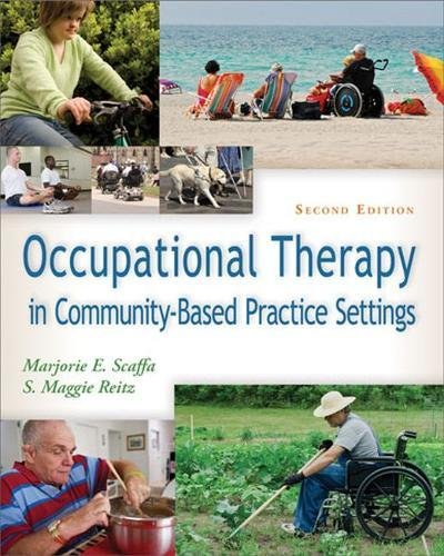 9780803625808: Occupational Therapy in Community-Based Practice Settings