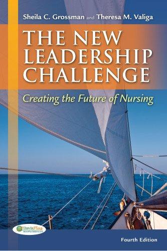 9780803626065: The New leadership Challenge: Creating the Future of Nursing (DavisPlus)