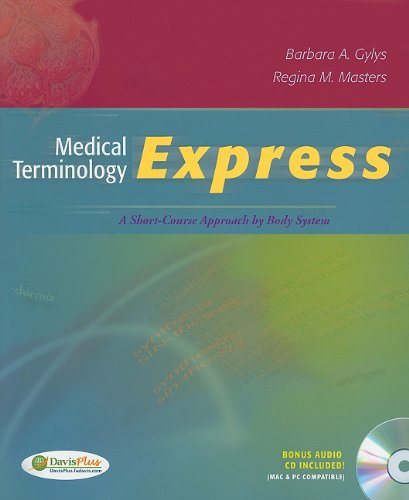 9780803626096: Medical Terminology Express: A Short-Course Approach by Body System
