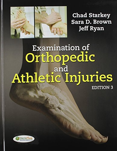 Pkg Exam of Orthopedic & Athletic Injuries 3e & Wilder Davis's Quick Clips: Special Tests & Wilder Davis's Qick Clips: Muscle Tests (9780803626294) by Chad, Ph.D. Starkey; Sara D. Brown; Jeffrey L. Ryan; J. Nathan Wilder