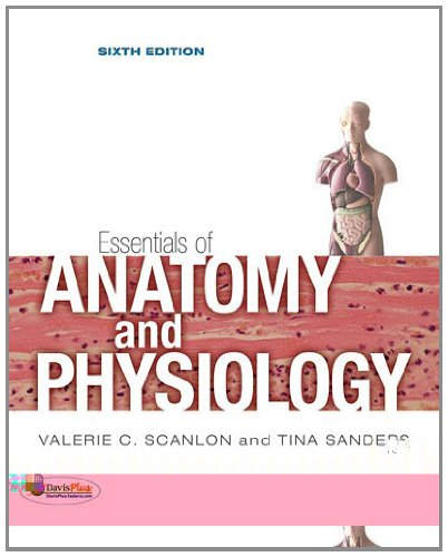 9780803626515: Essentials of Anatomy and Physiology
