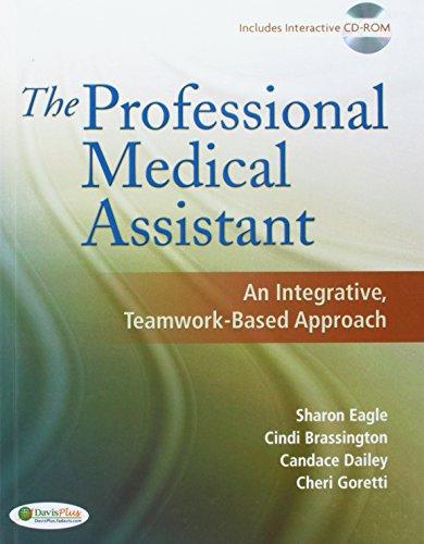 Pkg: Prof Med Asst & Prof Med Asst Wkbk & MA Notes 2e & Tabers 21st Index & ACTIVSim (9780803627000) by F.A. Davis