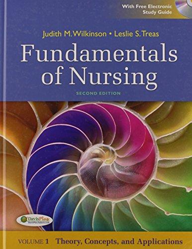 9780803627093: Pkg: Fundamentals of Nursing Vol. 1 & Vol. 2 2e & Procedure Checklist 2e