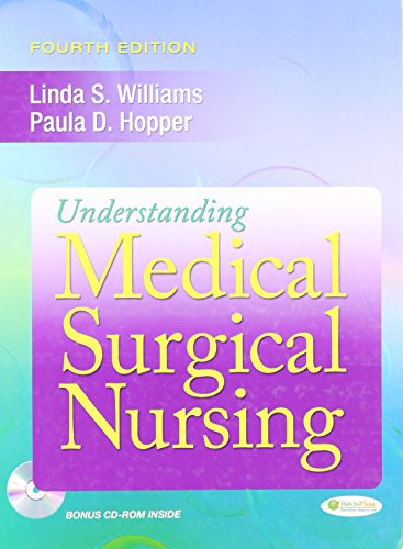 9780803627352: Pkg: Understanding Medical-Surgical Nursing 4e (with FREE Student Workbook 4e) & Tabers 21st