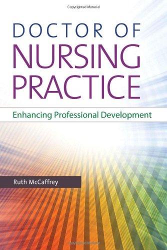 9780803627369: Doctor of Nursing Practice: Enhancing Professional Development