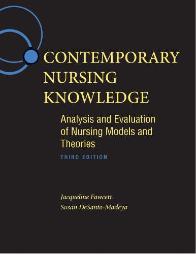 9780803627659: Contemporary Nursing Knowledge: Analysis and Evaluation of Nursing Models and Theories