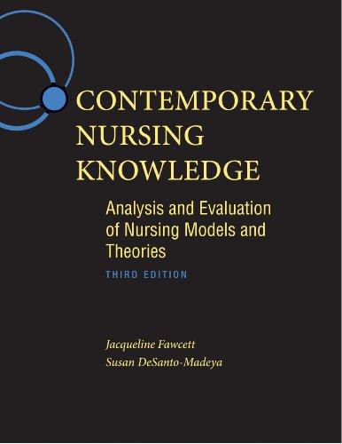 9780803627659: Contemporary Nursing Knowledge 3e