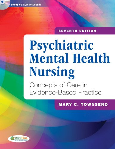 9780803627673: Psychiatric Mental Health Nursing: Concepts of Care in Evidence-Based Practice
