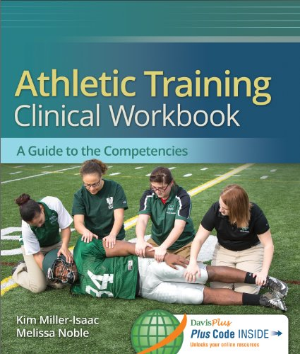 9780803628298: Athletic Training Clinical Workbook: A Guide to the Competencies