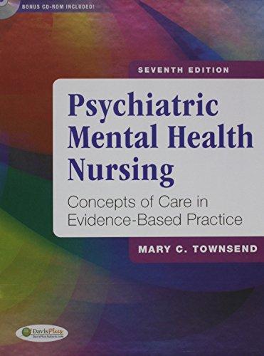 Pkg: Psych Mental Health Nsg 7e & Diefenbeck Student Videos (9780803628557) by F.A. Davis