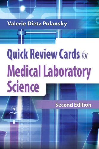 9780803629561: Quick Review Cards for Medical Laboratory Science
