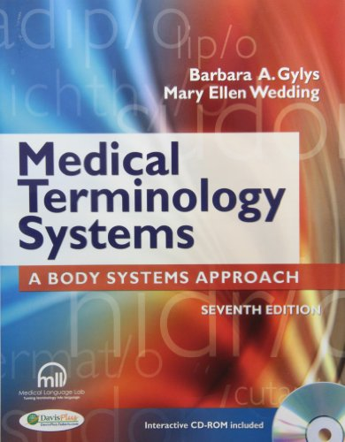 Medical Terminology Systems: Gylys MEd CMA-A