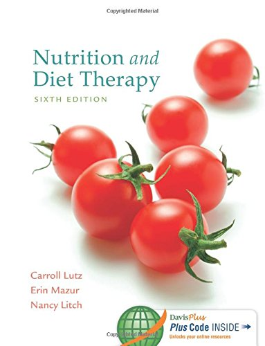 9780803637184: Nutrition and Diet Therapy, 6 Edition
