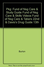 Pkg: Fund of Nsg Care & Study Guide Fund of Nsg Care & Skills Videos Fund of Nsg Care &...