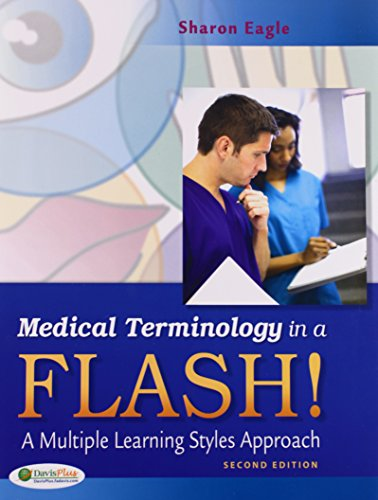 Pkg: Med Term In A Flash 2nd & Tabers 22nd (9780803637320) by F.A. Davis