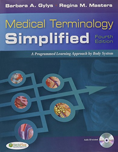 Pkg: Med Term Simplified 4e (Text & Audio CD) + Tabers 22e Index (0803637500) by F.A. Davis