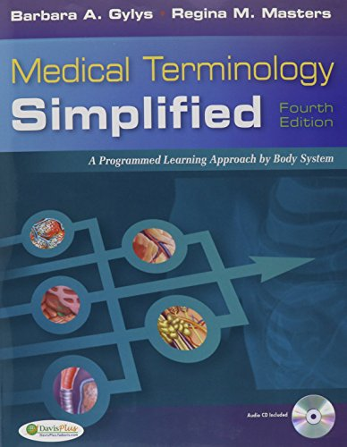 Pkg: Med Term Simplified 4e (Text & Audio CD) + Tabers 22e Index + LearnSmart Med Term (9780803637511) by F.A. Davis