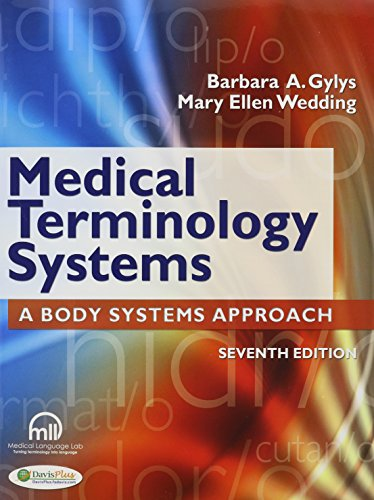 Pkg: Med Term Systems 7e (Text Only) + Tabers 22e Index (9780803637566) by F.A. Davis