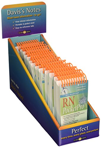 POP Display RN PocketPro Bakers Dozen: Clinical Procedures Guide (9780803639485) by Wayne Ed. Myers; F. a. Davis