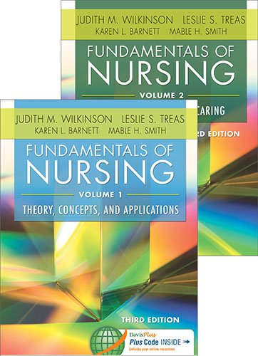 9780803640771: Fundamentals of Nursing