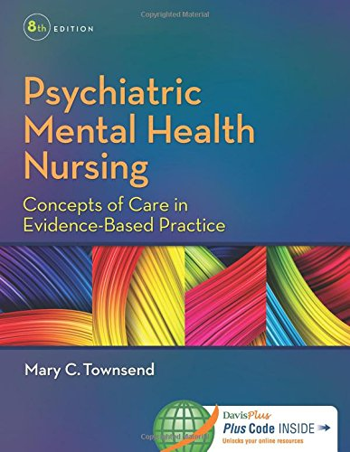 9780803640924: Psychiatric Mental Health Nursing 8e: Concepts of Care in Evidence-Based Practice