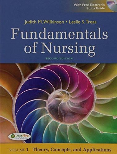 9780803643222: Fundamentals of Nursing, Vol. 1 & 2, 2nd Ed. + Taber's Cyclopedic Medical Dictionary, 22nd ed. + Davis's Drug Guide for Nurses, 14th ed. + Davis's ... Tests with Nursing Implications, 5th ed.