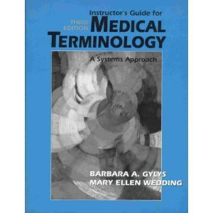 9780803644991: Instructor's Guide for Medical Terminology