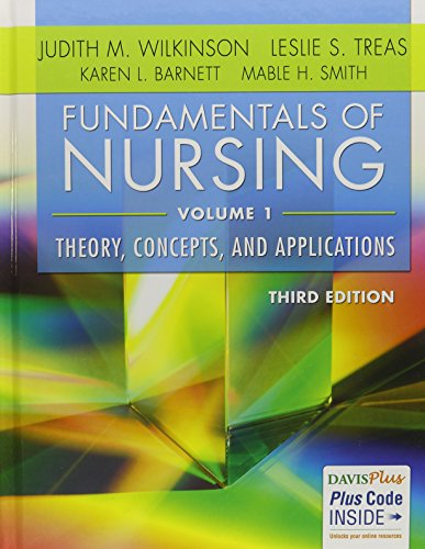 9780803645417: Fundamentals of Nursing