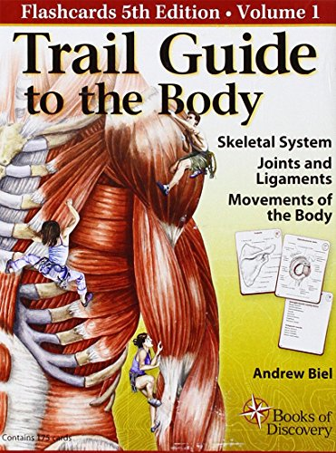 9780803645554: Trail Guide to the Body: A Hands on Guide to Locating Muscles, Bones and More: 1