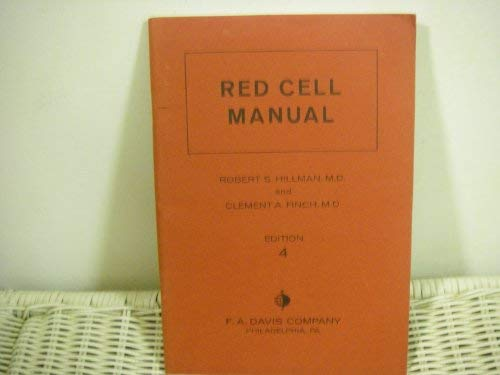 9780803646339: Red Cell Manual