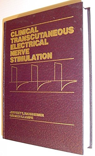 9780803658325: Clinical Transcutaneous Electrical Nerve Stimulation