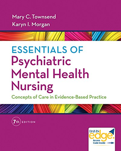 9780803658608: Essentials of Psychiatric Mental Health Nursing: Concepts of Care in Evidence-Based Practice