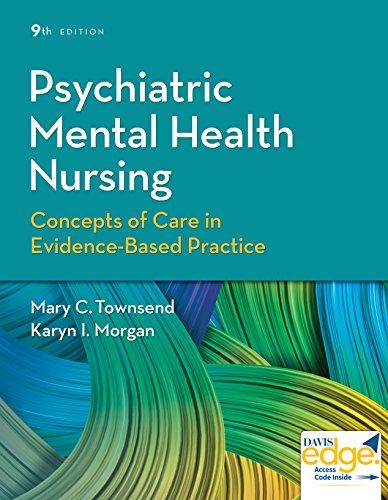 9780803660540: Psychiatric Mental Health Nursing 9e