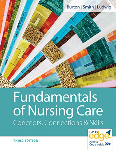 9780803669062: Fundamentals of Nursing Care: Concepts, Connections & Skills
