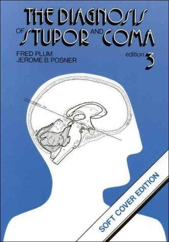 9780803669932: The Diagnosis of Stupor and Coma