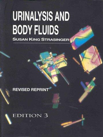 9780803681033: Urinalysis and Body Fluids