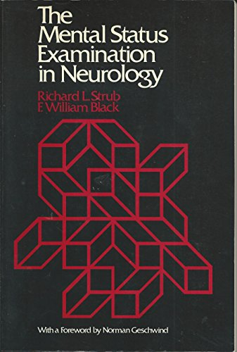9780803682085: Title: The mental status examination in neurology
